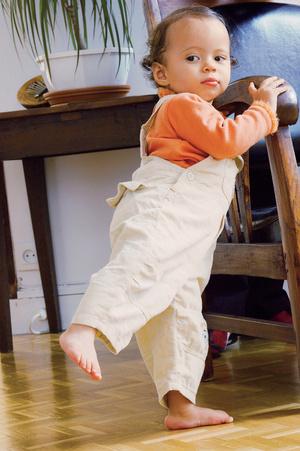 Фото №1 - Стройные ножки, прямая спинка...
