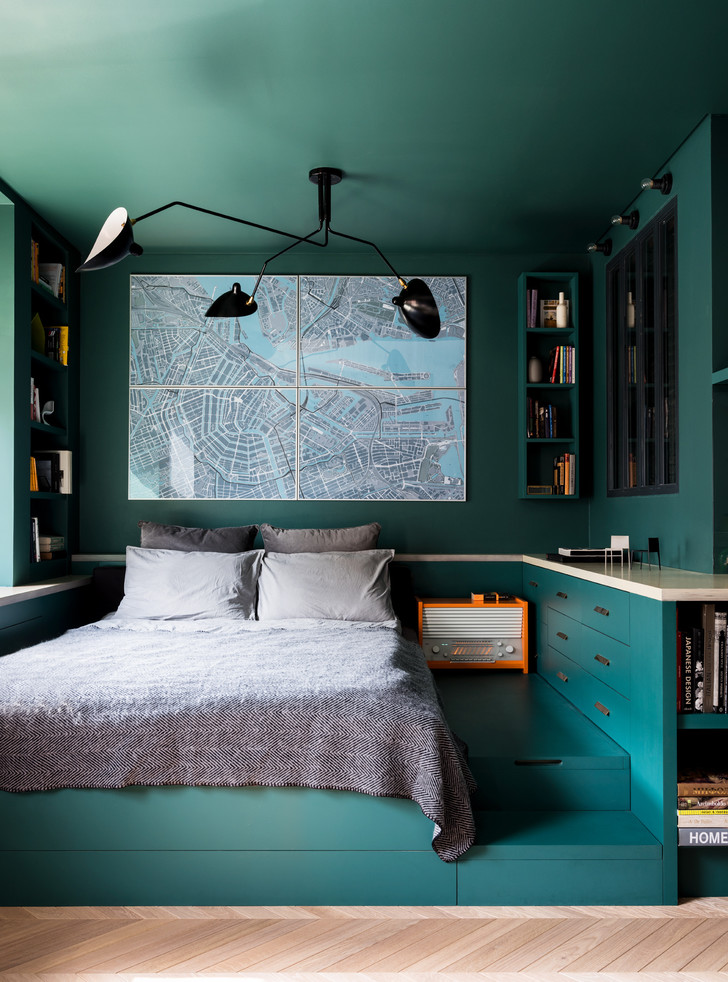 Фото №4 - Куда поставить кровать: 7 решений для спальни