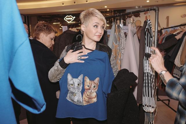 Фото №1 - Звезды познакомились с Play Fashion Brand