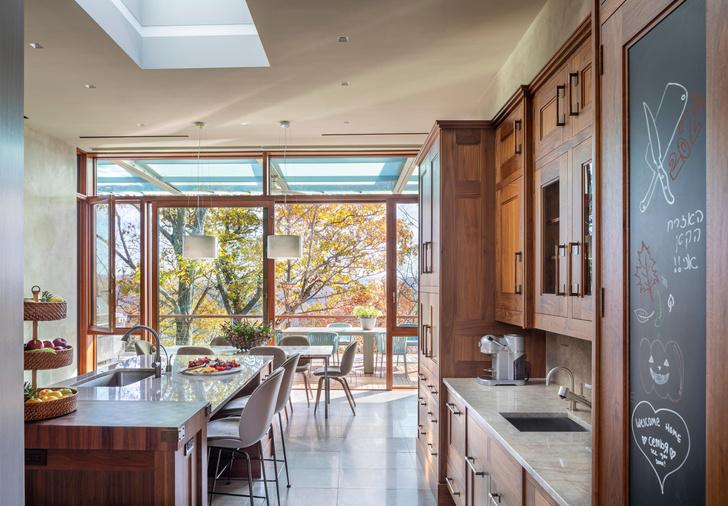 Фото №5 - Современный загородный дом в американской глубинке