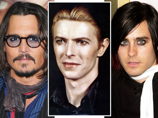 Фото №1 - Мужчины с макияжем: как подводка для глаз перестала быть женской прерогативой
