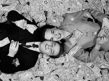 Почему мы с тобой (не) говорим о деньгах?