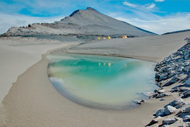 Фото №3 - Самое сухое место на Земле— песчаные дюны Антарктиды
