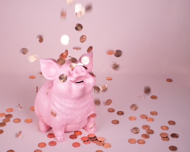 Фото №2 - Почему у одних женщин всегда есть деньги, а вторые занимают до зарплаты: есть 10 полезных лайфхаков
