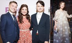 Макеева с пасынком, беременная Арзамасова и другие гости премии Family Awards