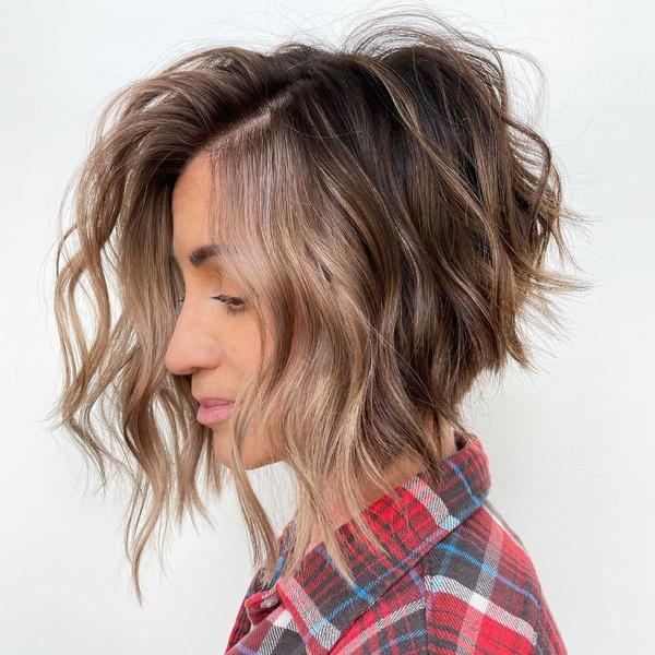 Фото №5 - Окрашивание для коротких волос: 10 идей