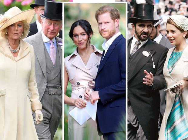Фото №1 - 6 громких скандалов с участием королевских семей в 2020 году