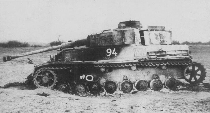 Фото №3 - Что советское противотанковое ружье могло пробить
