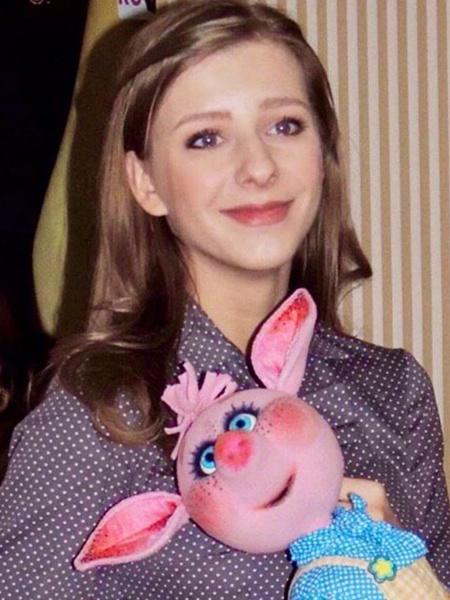 Лиза Арзамасова в детстве