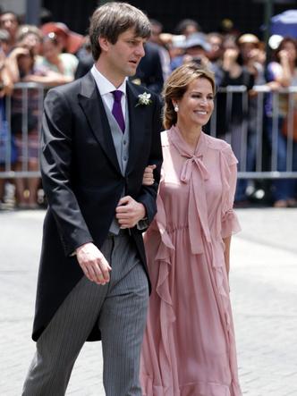 Фото №9 - Гордость женихов и невест: самые стильные мамы на королевских свадьбах