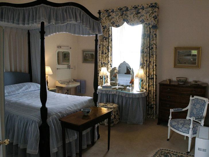 Фото №6 - Тайные комнаты: как выглядят спальни Виндзоров