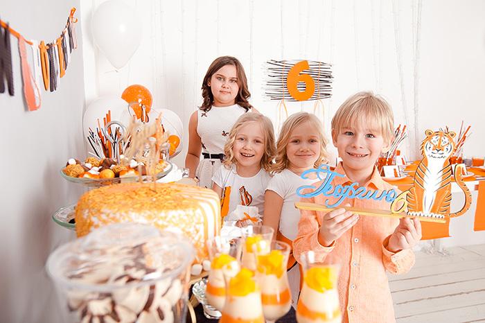 Фото №3 - «Тигриный» день рождения