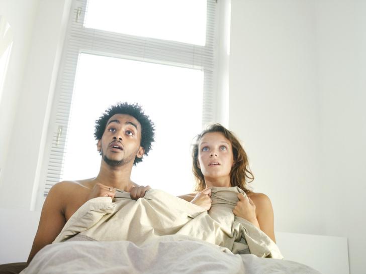 Фото №3 - 5 странных вещей, которые могут произойти после секса 😳