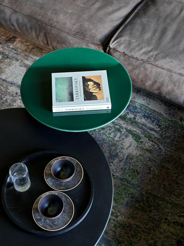 Фото №10 - Квартира 140 м² на Плющихе по проекту Tatiana Alenina design bureau