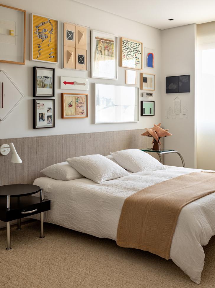 Фото №11 - Светлая квартира для коллекционера в Сан-Паулу