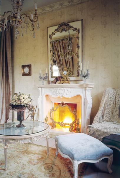 Фрагмент хозяйской спальни
