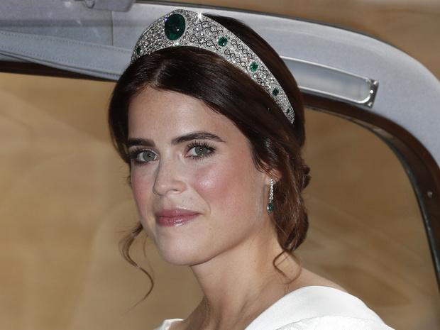 Фото №3 - 5 секретов свадебного макияжа британских принцесс и герцогинь