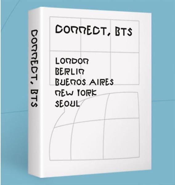 Фото №1 - «CONNECT, BTS»— необычная и странная книга корейских айдолов