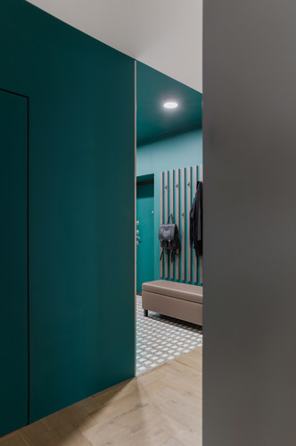 Фото №10 - Квартира в Перми 120 м² с панорамным видом на Каму