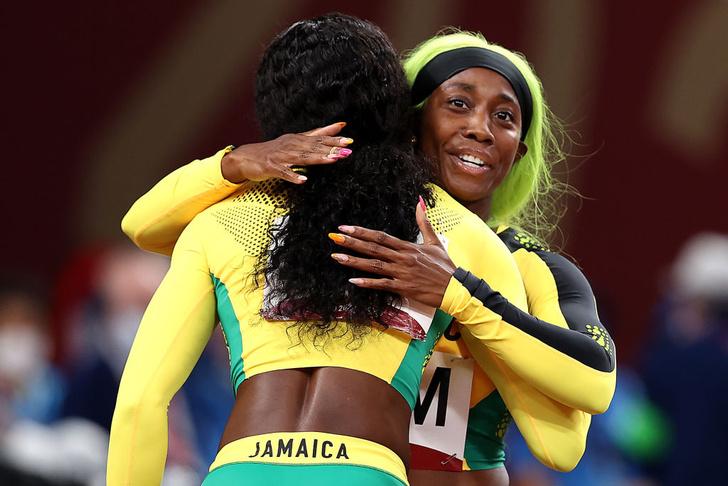 Фото №4 - Маникюр олимпийских чемпионок: 7 ярких идей