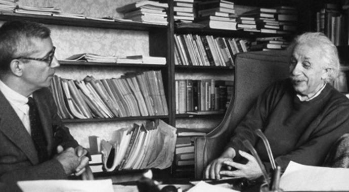 Как Эйнштейн и Фрейд пытались предотвратить войну