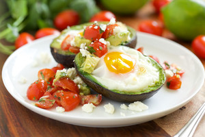 Фото №26 - 7 необычных и простых рецептов яичницы к завтраку