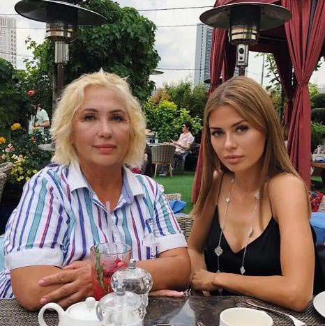 Виктория Боня, инстаграм, фото, мамы звезд, мамы знаменитостей