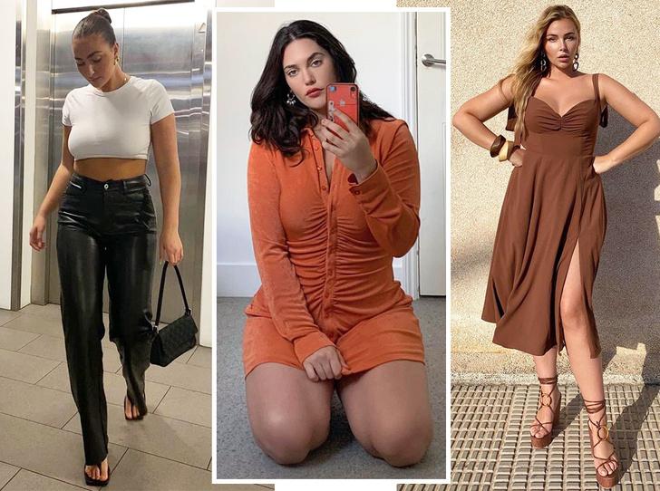 Фото №1 - 6 модных блогеров, которые пишут для девушек plus size