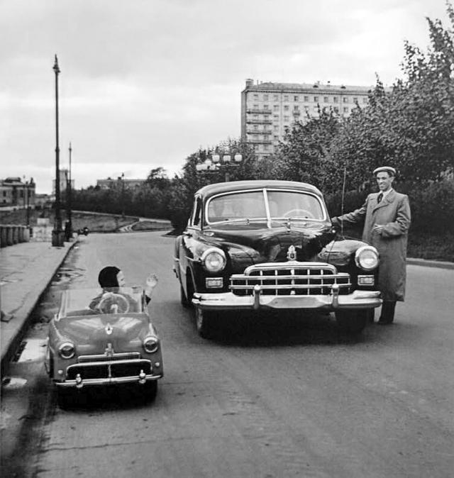 Фото №5 - «По дороге едет ЗИМ…»: советский автомобиль, который неожиданно обогнал время