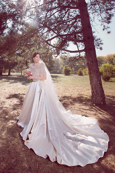 Фото №10 - Кому же так повезло? Топ самых красивых невест Краснодара