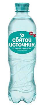 IDS Borjomi: новинка против стресса — Святой Источник «Активные минералы»