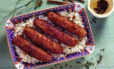 Колбаски по-стамбульски