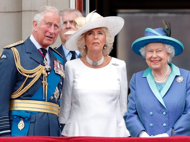 Фото №3 - Хорошая невестка: чем герцогиня Камилла смогла покорить Королеву