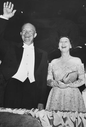 Фото №5 - Королевы Белого дома: самые роскошные инаугурационные платья Первых леди