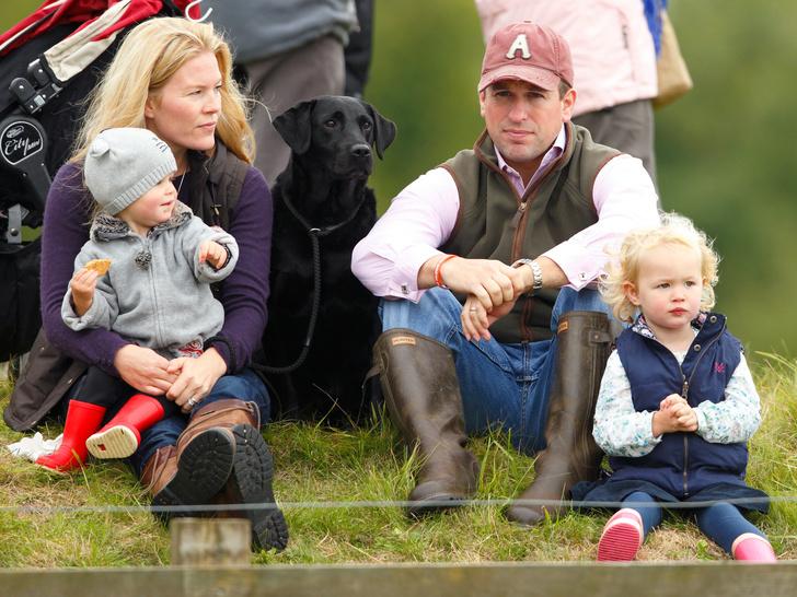 Фото №14 - Любимый бренд королевской семьи: как Виндзоры носят резиновые сапоги Hunter