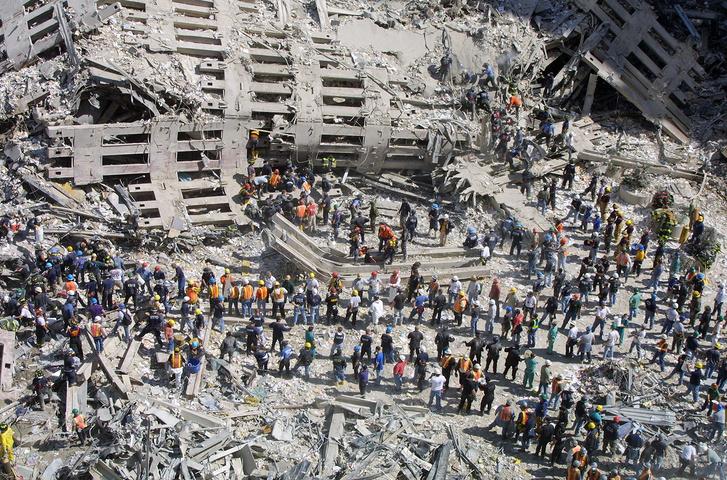 Фото №12 - Последние слова людей, погибших в теракте 11 сентября