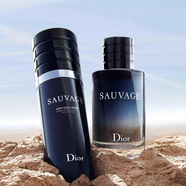 Фото №1 - Dior выпустил освежающую версию Sauvage Very Cool Spray для мужчин