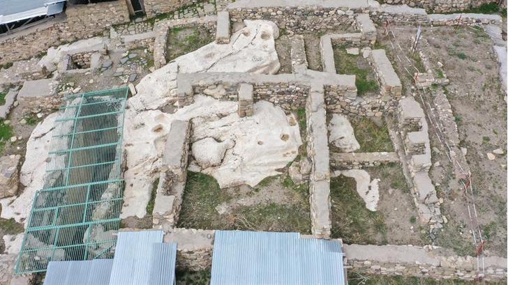 Фото №1 - В Турции обнаружен храм возрастом 2800 лет
