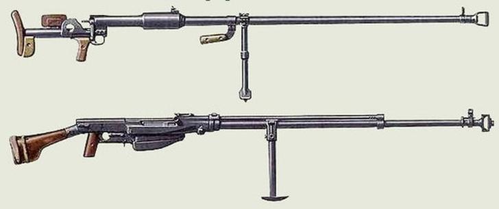 Фото №2 - Что советское противотанковое ружье могло пробить