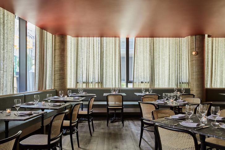 Фото №3 - Эклектичный ресторан Kimika в Нью-Йорке
