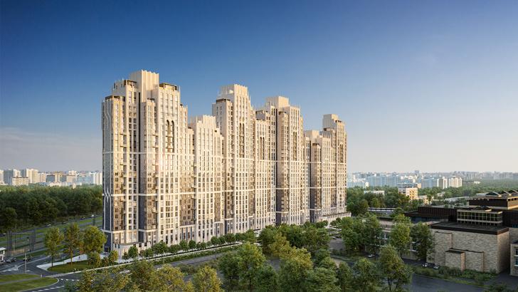 Фото №1 - Sminex вложит 500 млн рублей в благоустройство дома «Достижение»