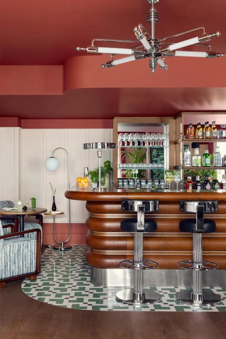 Фото №5 - Апарт-отель в Германии в духе раннего модернизма