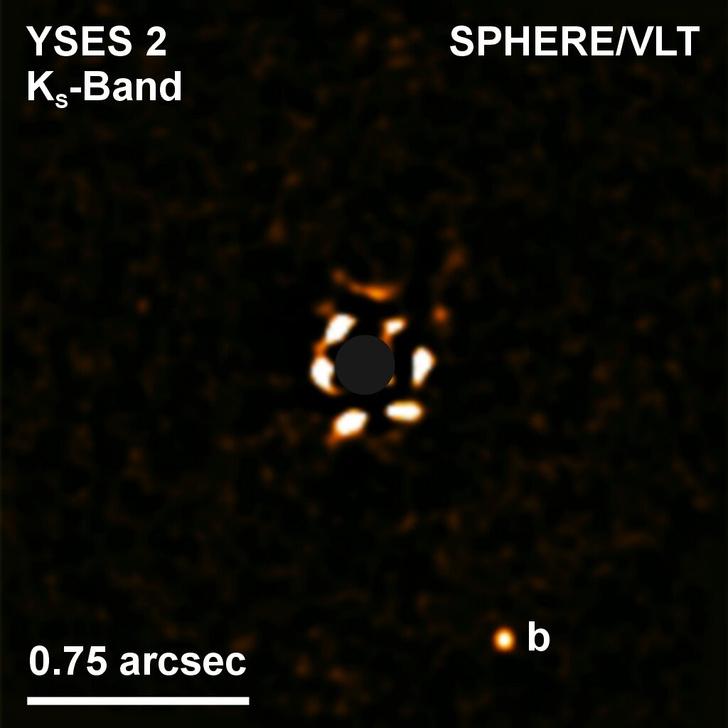 Фото №1 - Загадочная планета обнаружена там, где ее не должно быть