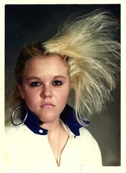 Фото №6 - Взрыв из прошлого: если в моду вернутся прически из 80-х…