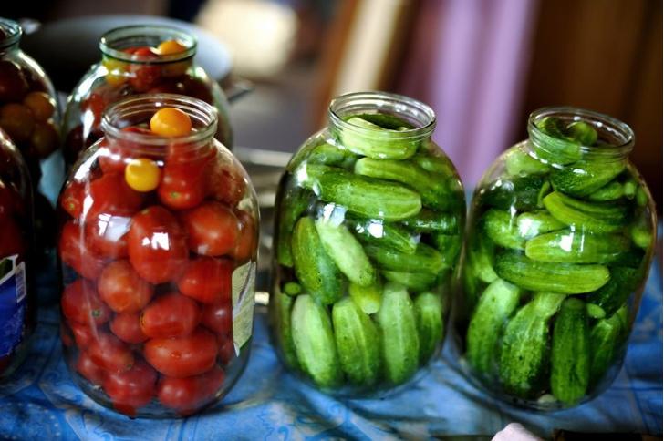 Фото №1 - Зимние превращения овощей