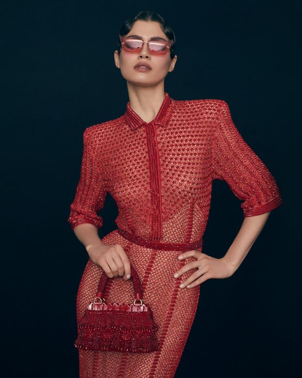 Фото №13 - Дому моды Ulyana Sergeenko присвоен статус члена-корреспондента Федерации высокой моды в Париже