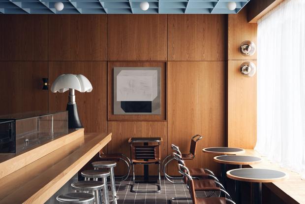 Фото №1 - Японский ресторан на месте бывшей почты в Лондоне