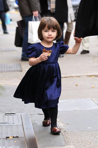 Фото №18 - Модные с пеленок: как звезды одевают своих детей