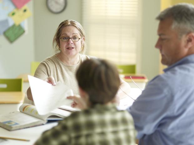 Фото №2 - Пережить родительское собрание: 6 правил, чтобы сохранить душевное равновесие