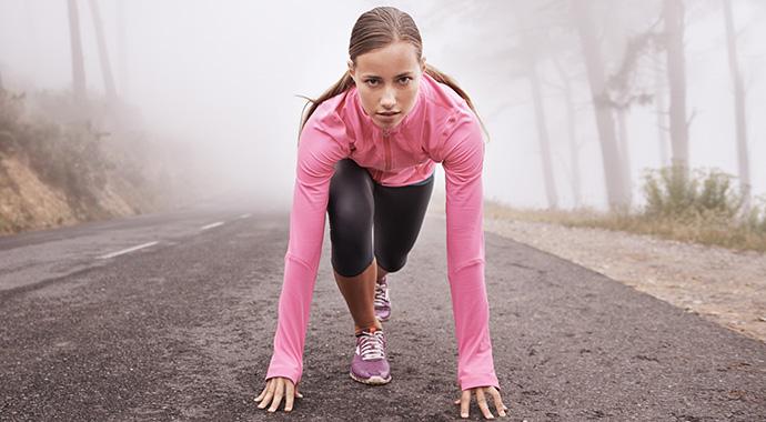«Для занятий спортом необходима сила воли»